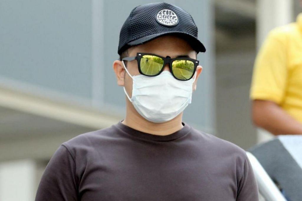 Ed Chen Junyuan, 37 tahun, mengaku bersalah bulan lepas, menjadi orang pertama didapati bersalah atas kesalahan tersebut. - Foto ST oleh WONG KWAI CHOW