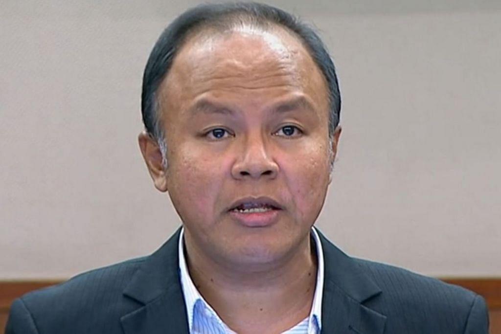 Pengerusi AHTC, Encik Muhamad Faisal Abdul Manap.