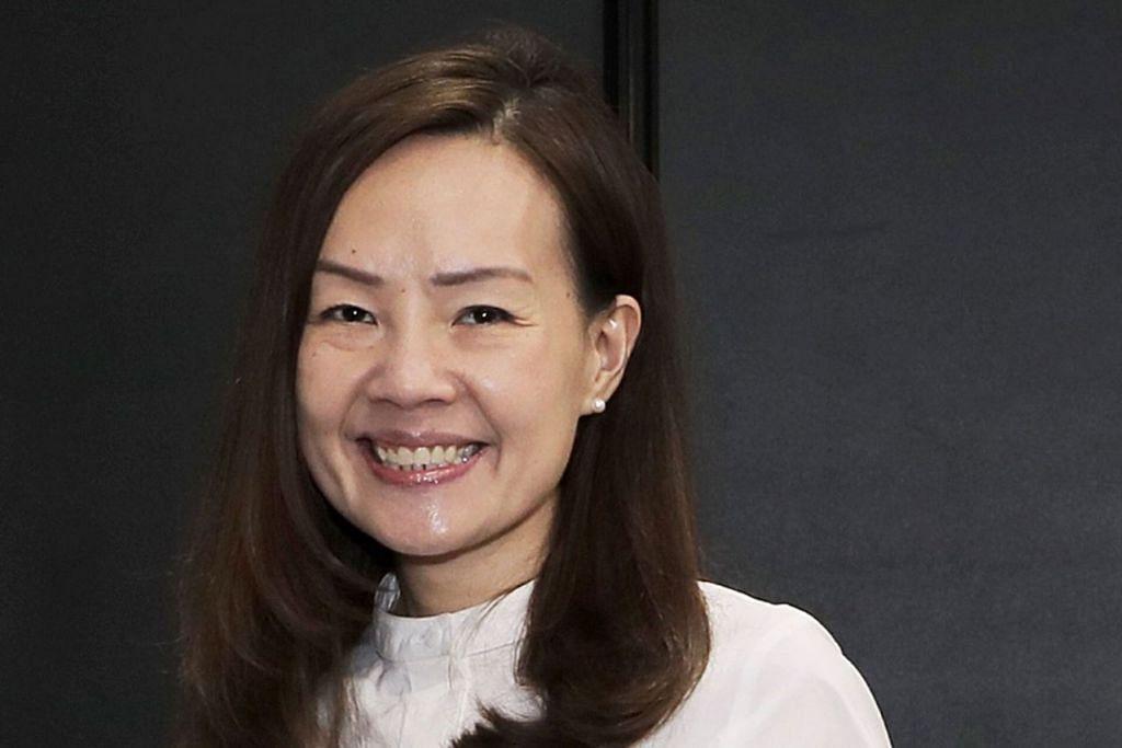 Aktivis Cik Rachel Ong dari kawasan undi Tampines