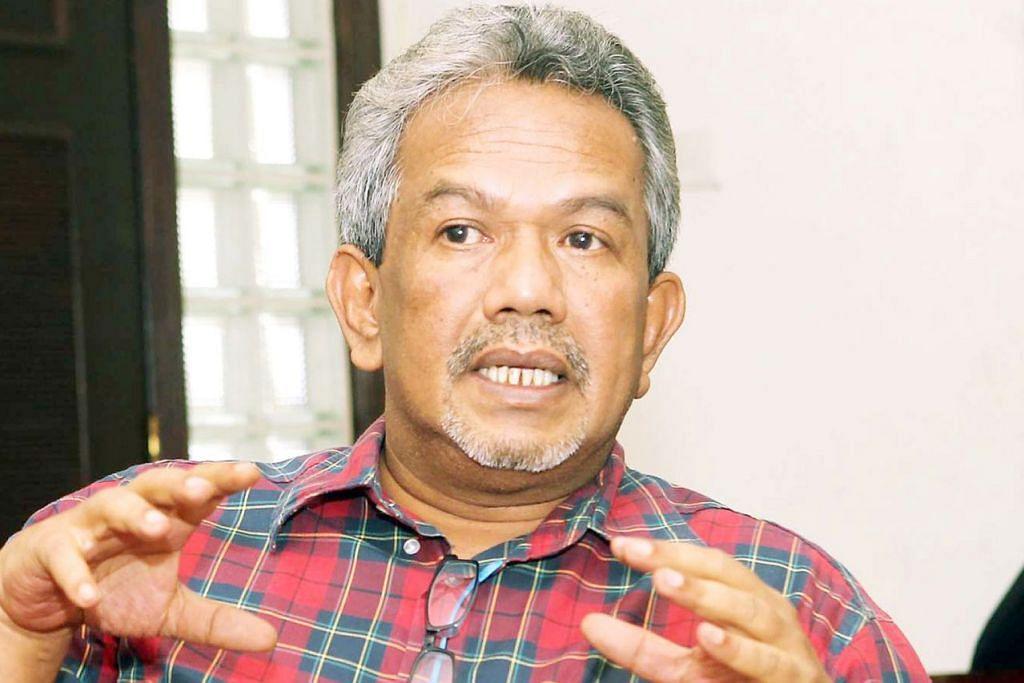 LAIN-LAIN BEKAS PENUNTUT SNU, TSL: Encik Mohamed Maidin Packer Mohd.