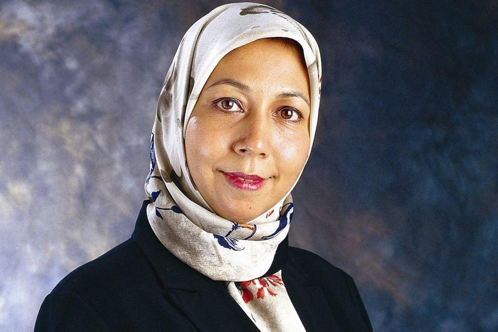 LAIN-LAIN BEKAS PENUNTUT SNU, TSL: Dr Bibi Jan Ayyub.