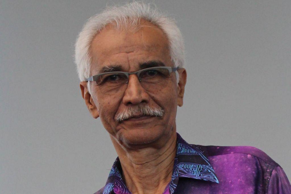 LAIN-LAIN BEKAS PENUNTUT SNU, TSL: Encik Hamed Ismail.