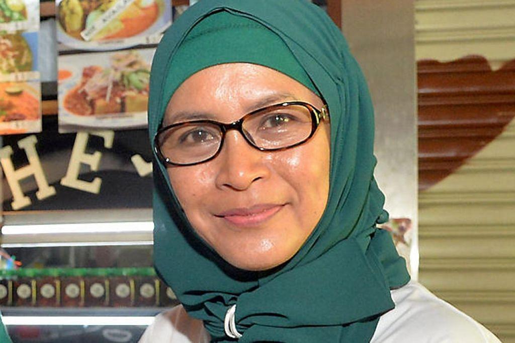 Pengurus Pembangunan Perniagaan Jamil Catering & Trading Services LLP, Cik Rohaniah Mohamed.