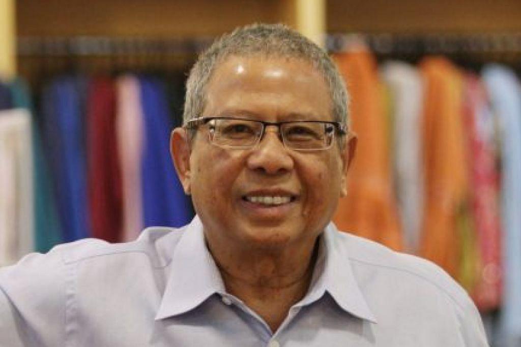 Ketua pegawai eksekutif (CEO) SCP, Encik Salleh Marican.