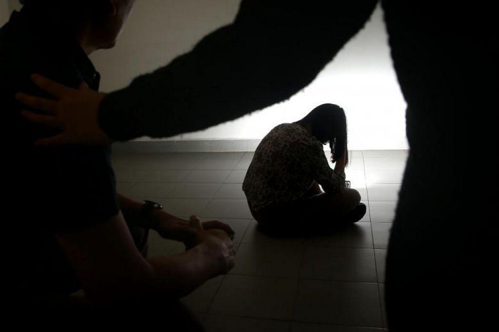 Satu dalam 10 kanak-kanak di Malaysia telah didera secara seksual, menurut kajian masyarakat yang dilakukan. FOTO: TNP