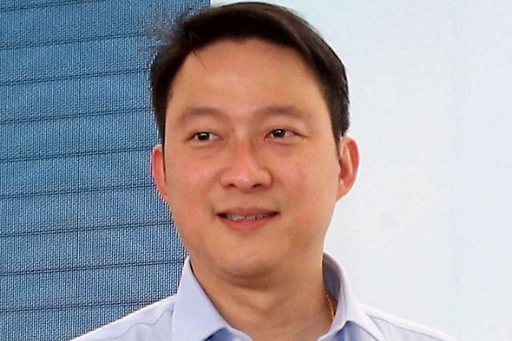 Menteri Negara Kanan (Pengangkutan) Dr Lam Pin Min