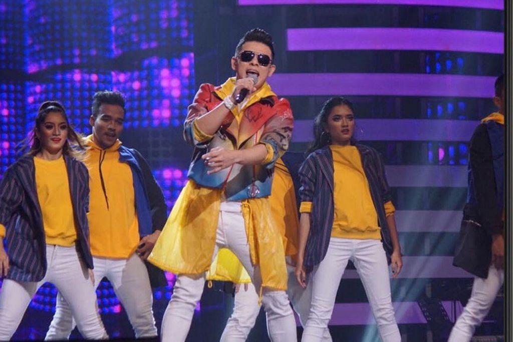 Hady Mirza (gambar atas semasa membuat persembahan di Gegar Vaganza 6) mengenai 'amalannya' sebelum naik pentas. – Foto ASTRO GEMPAK