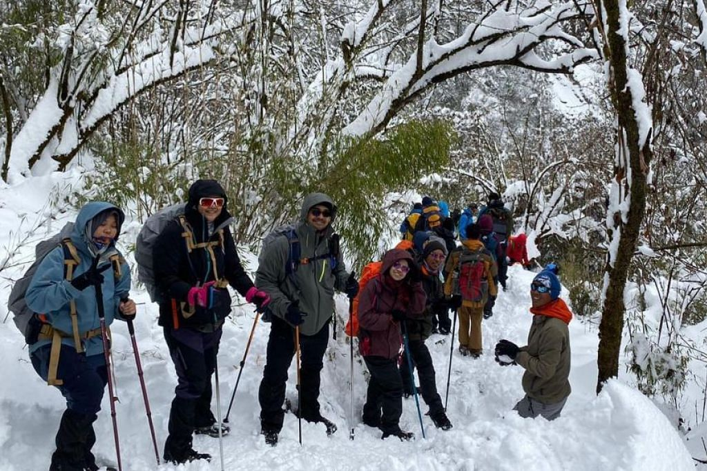 Mendaki's Education Trust Fund Climbathon 2019 to Annapurna Base Camp