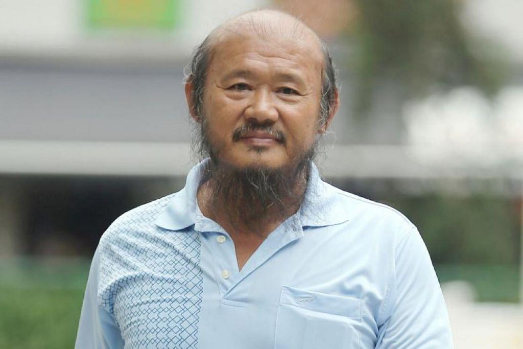 Teo Seng Tiong didapati bersalah mengakibatkan kecederaan dengan perbuatan cuai. FOTO: WONG KWAI CHOW