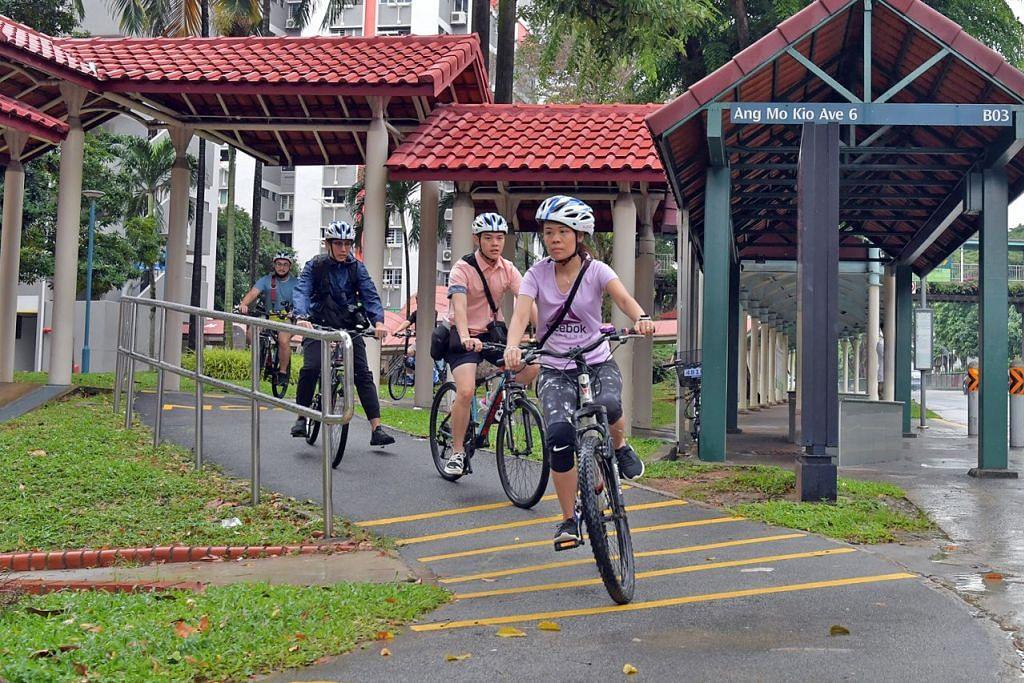 Akhirnya, berita baik bagi pengguna e-skuter. - Foto BM oleh NG SOR LUAN