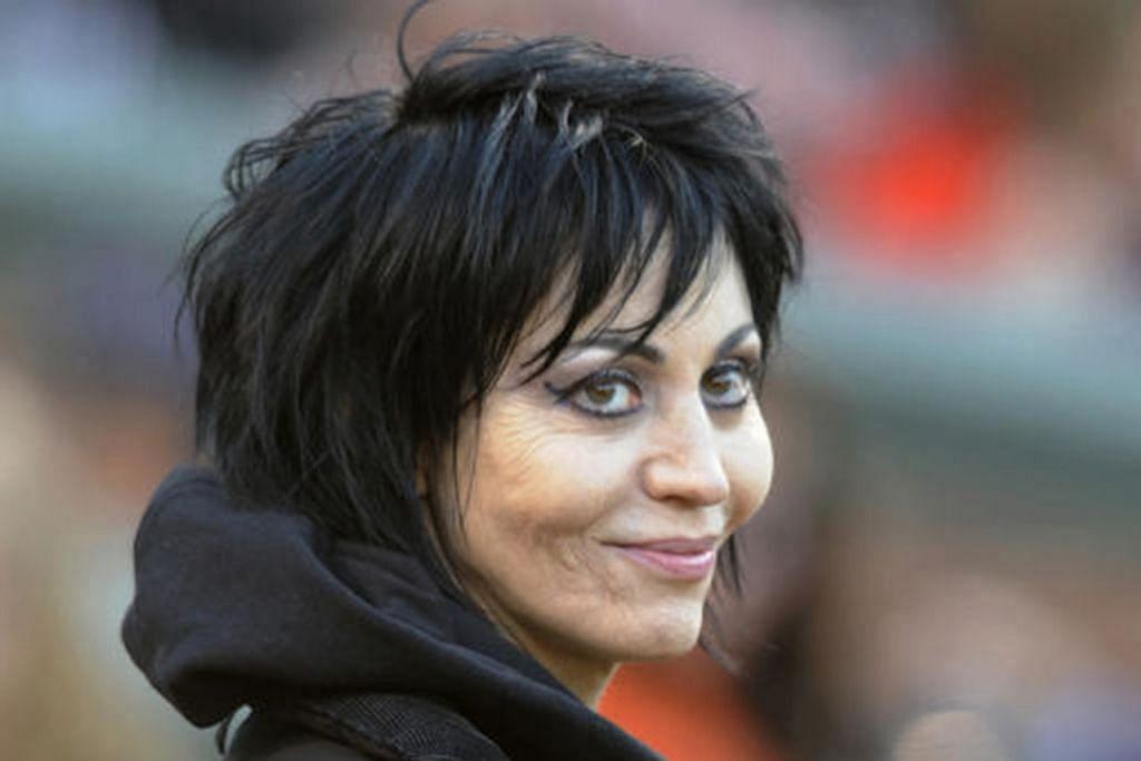 Joan Jett. - Foto AP