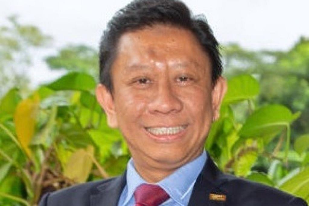 CEO KELAHIRAN SINGAPURA: Sebelum menyertai Aeon, Encik Shafie Shamsuddin merupakan pengarah presiden dan CEO PT Trans Retail Indonesia dari 2013 hingga tahun ini, dan berpengalaman selama 16 tahun dalam Carrefour Group.