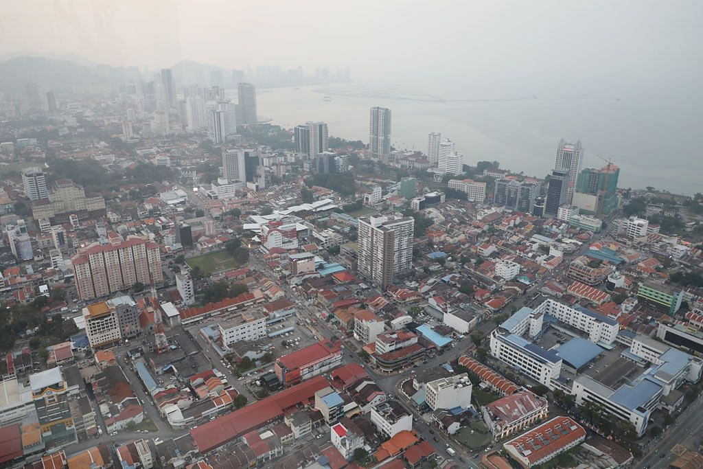 Kawasan pantai Pulau Pinang bakal lalui projek ubah suai RM1 bilion