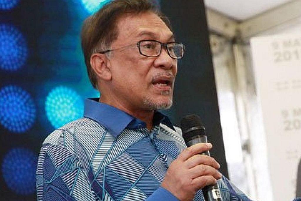 Mahathir akan patuhi perjanjian serah kuasa kepada Anwar