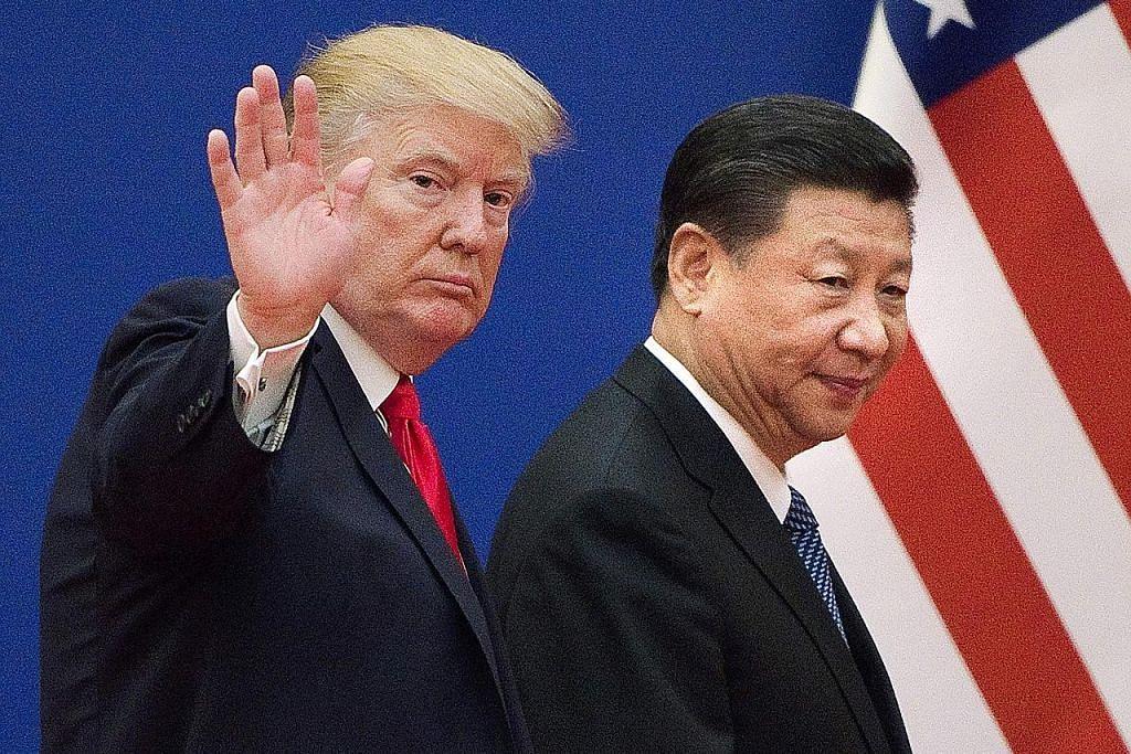 Xi, Trump ikrar kerjasama sempena ulang tahun ke-40 hubungan diplomatik