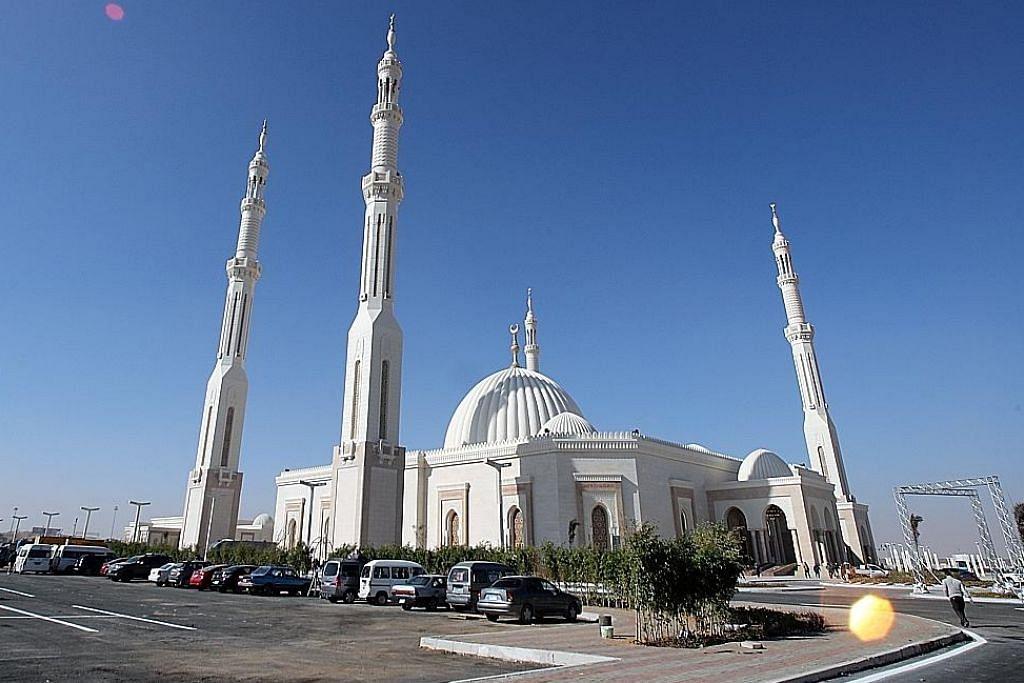 Perasmian masjid, gereja besar papar toleransi agama di Mesir