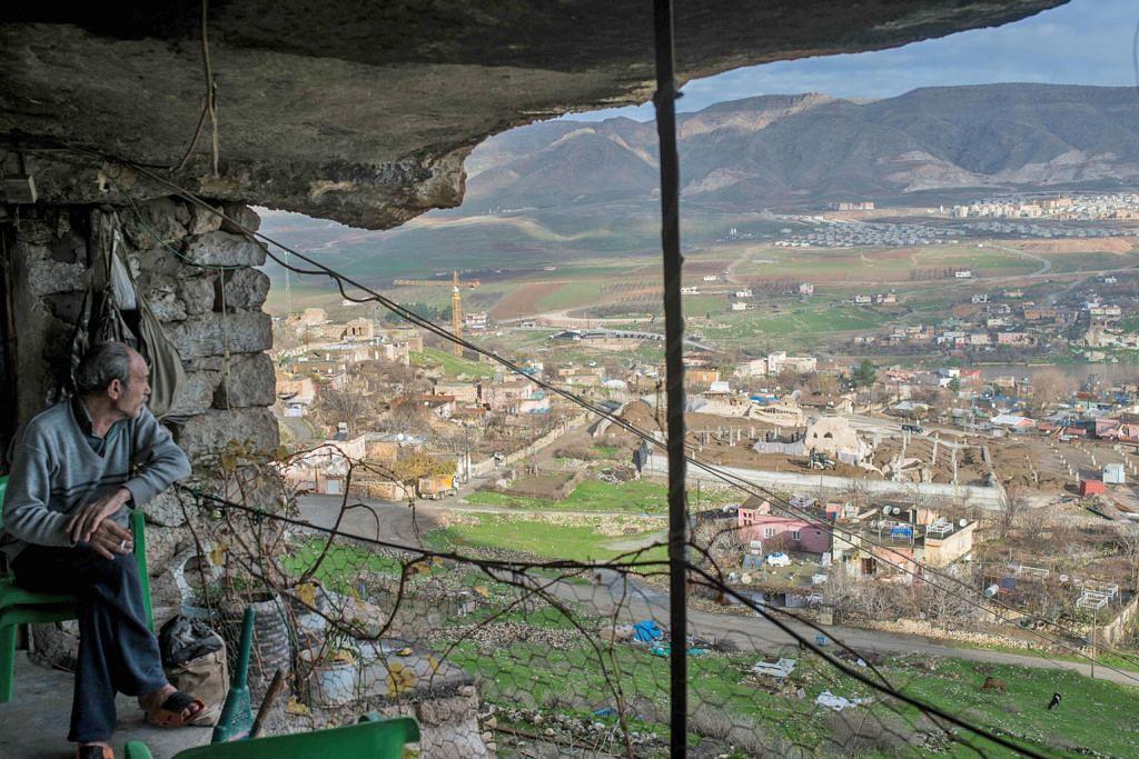 Tasik buatan bakal 'telan' bandar 12,000 tahun Turkey