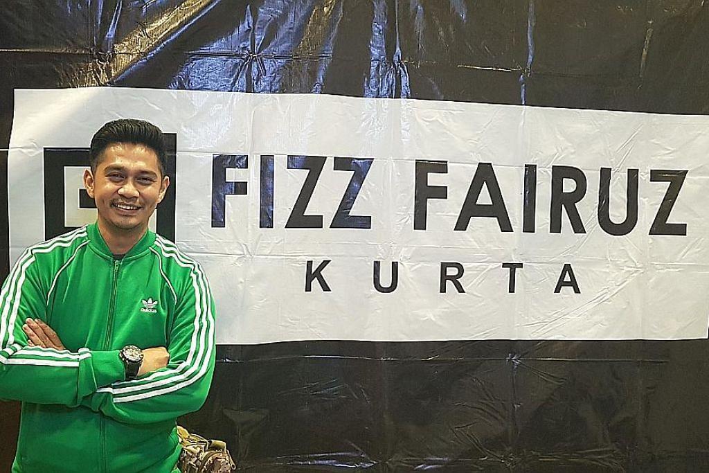 Jadual 2019 Fizz Fairuz padat