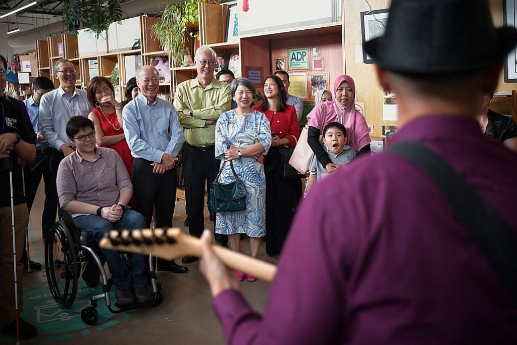 Anugerah Enable Goh Chok Tong bagi orang berkeperluan khas dilancar