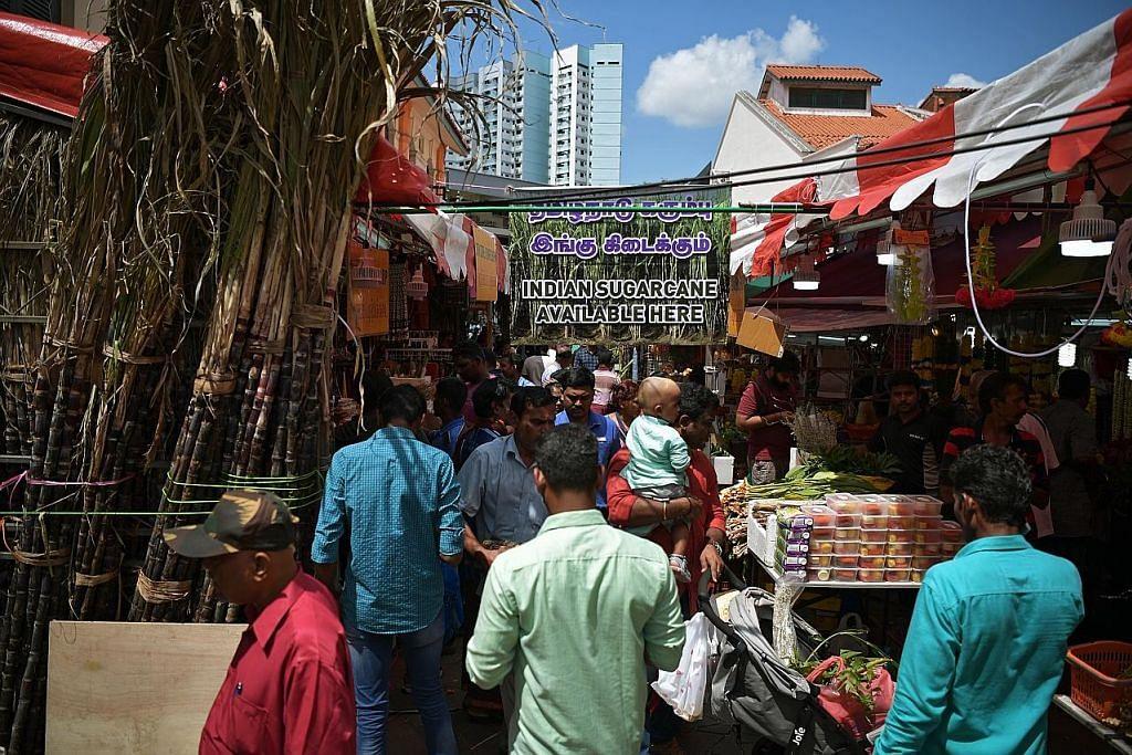 Perayaan Pongal tambah kemeriahan di Little India