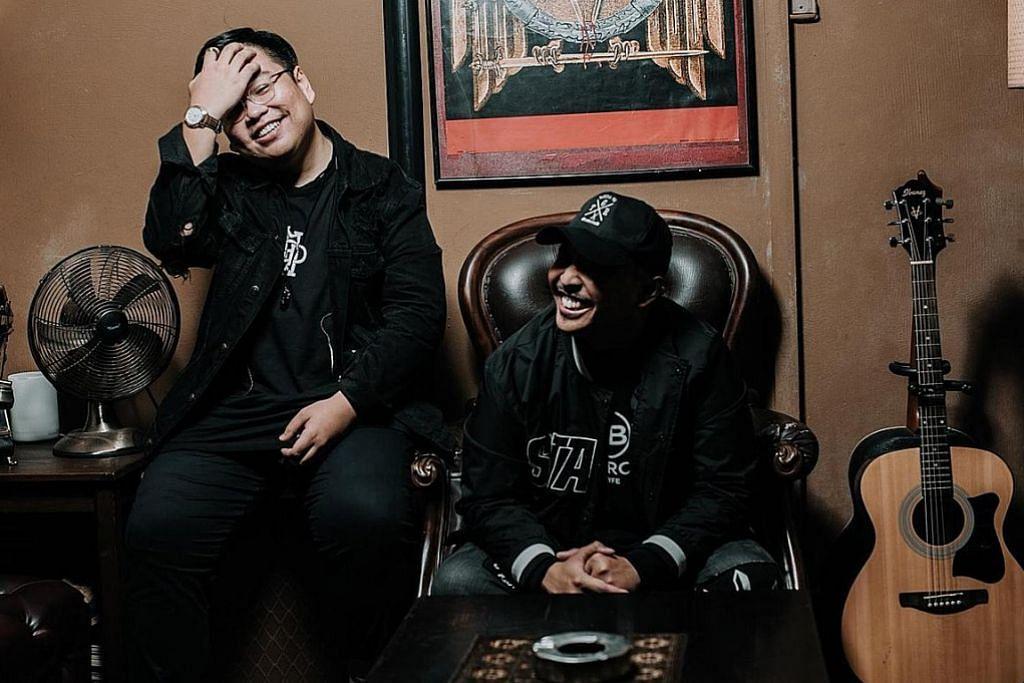 Duo Jagad Edge lancar EP