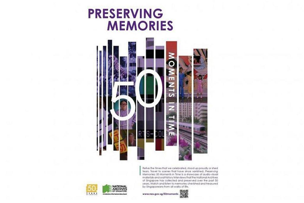Arkib Negara lancar himpunan 50 klip sejarah sempena ulang tahun ke-50
