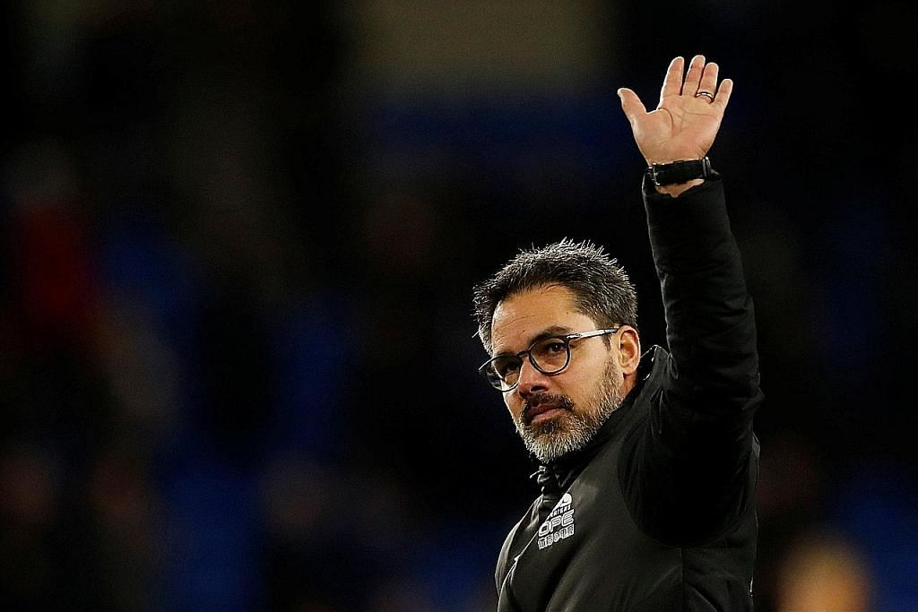 Huddersfield Town masih ada harapan