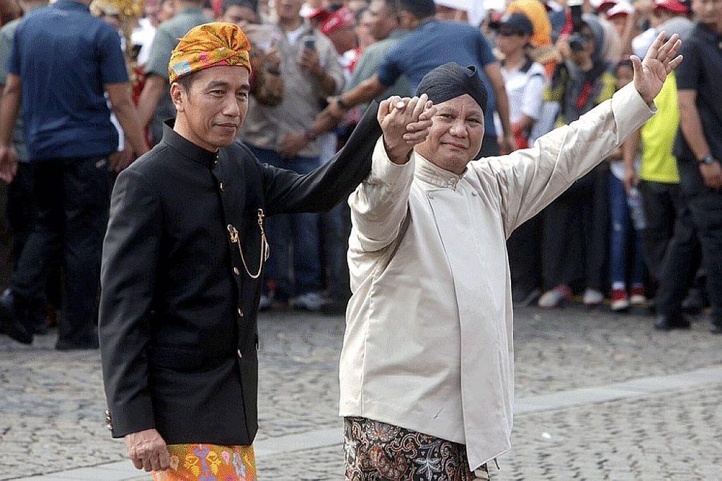 Pilihan raya Indonesia: Perbahasan Presiden jadi tumpuan pengundi
