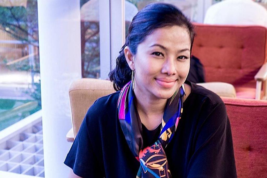 DJ radio M'sia Linda Onn 'dibimbing' penyampai SG