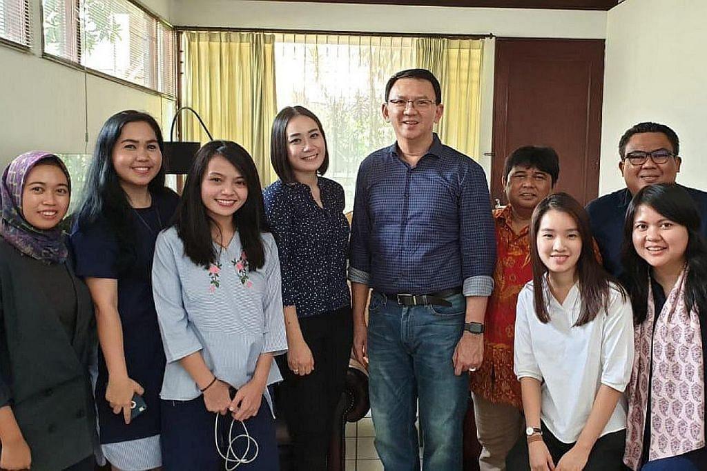 Mantan gabenor Jakarta bebas dari penjara