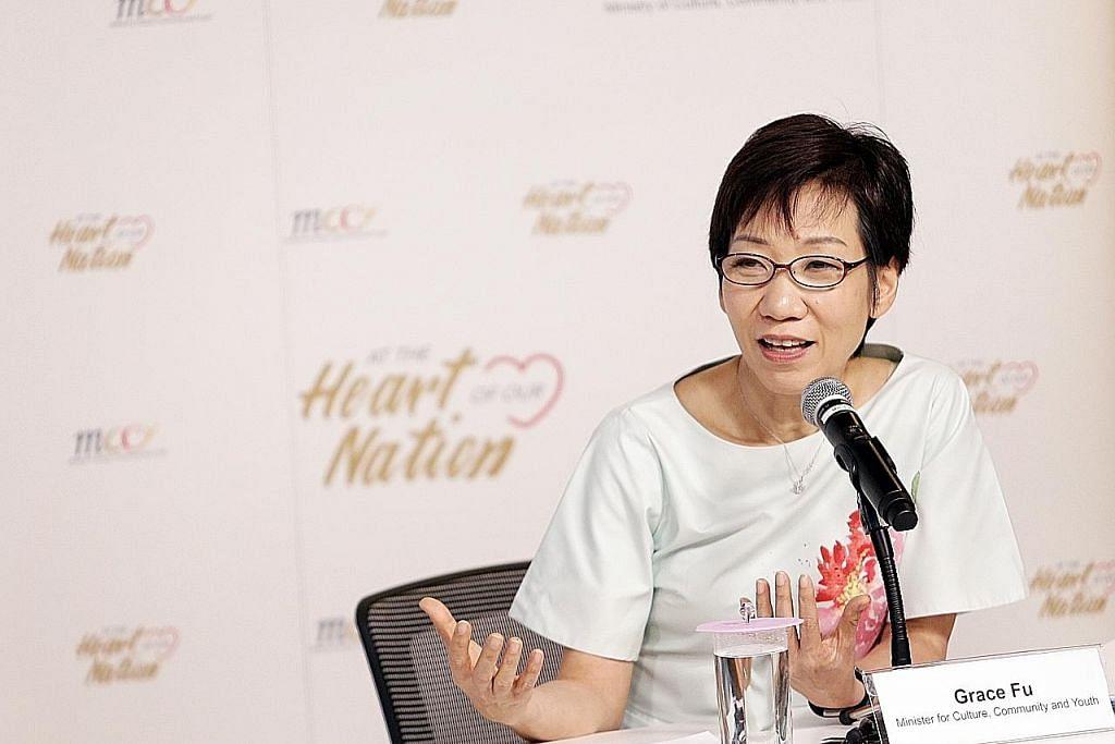 Grace Fu: Semangat kesatuan warga, identiti nasional kini lebih kukuh