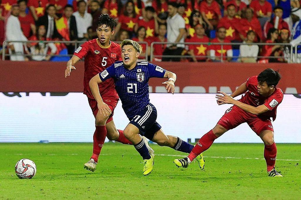 Gol penalti bantu Jepun mara ke separuh akhir