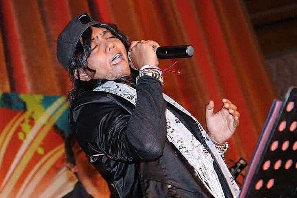 Penyanyi rok Muzafar Rahman akan lancar album kelima