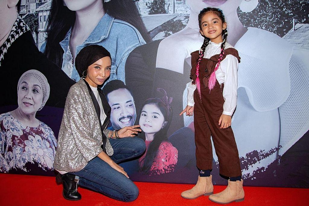 Peragawati cilik Bella Putri cuba berlakon drama TV