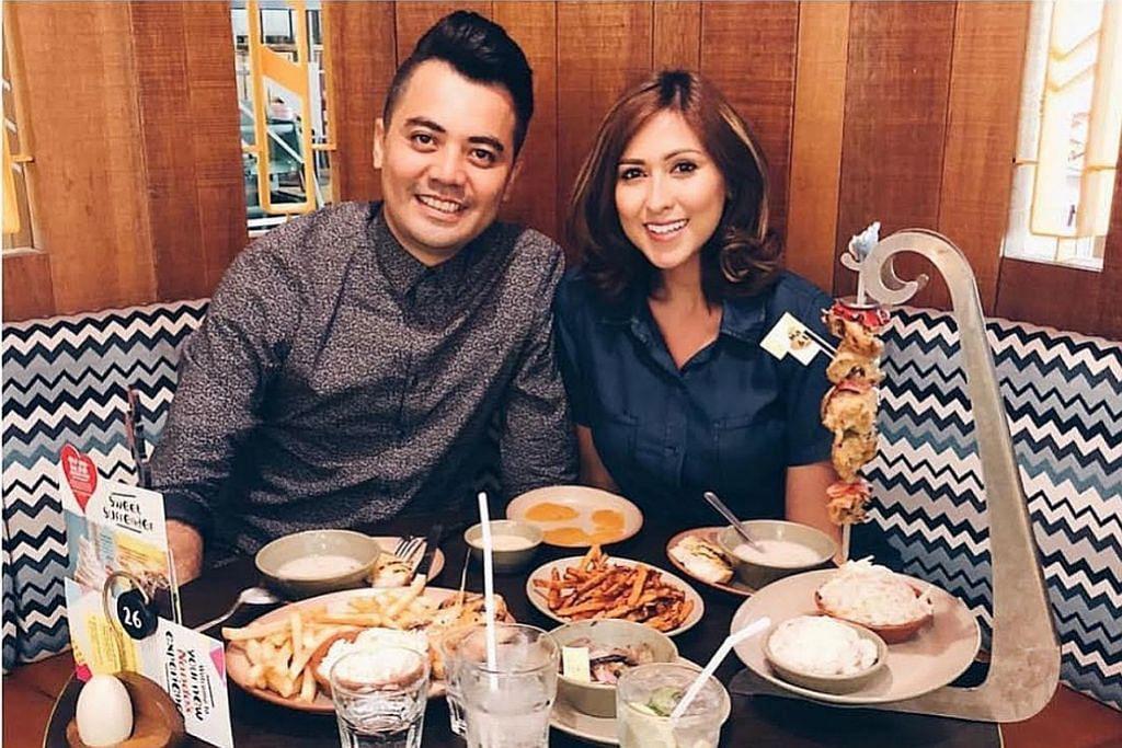 Walau mengandung, Nurul Aini luang masa untuk kerja amal
