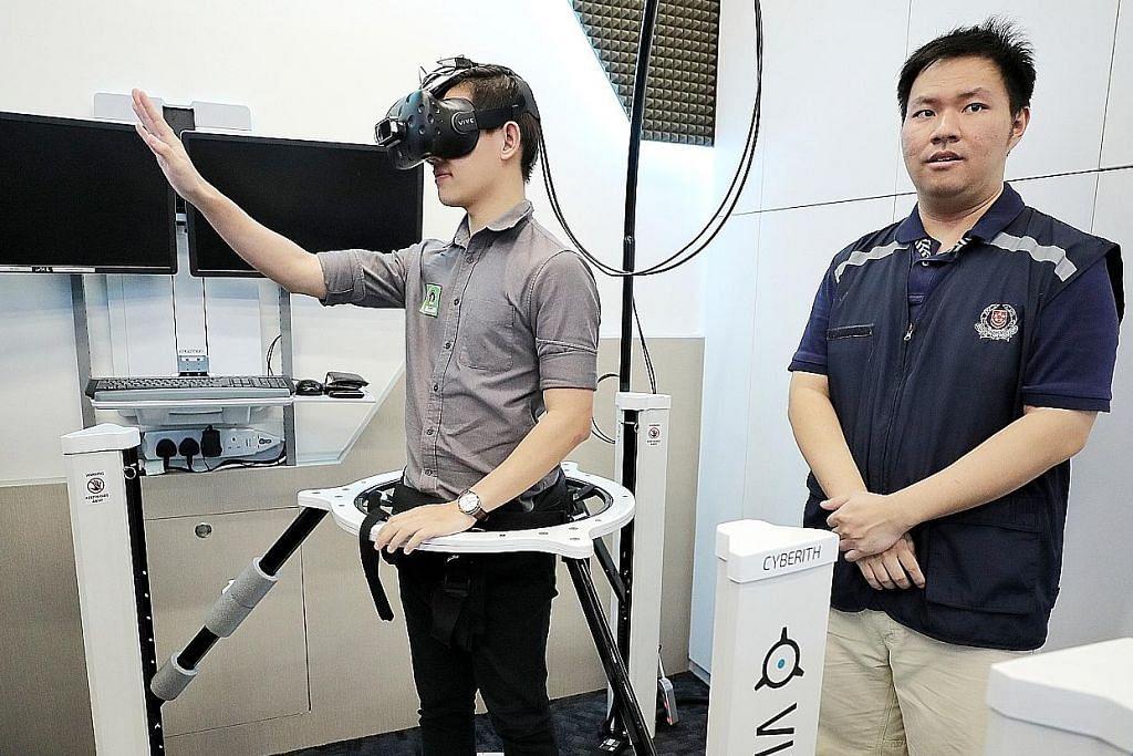 Akademi Home Team guna teknologi maya latih pegawai penyiasat