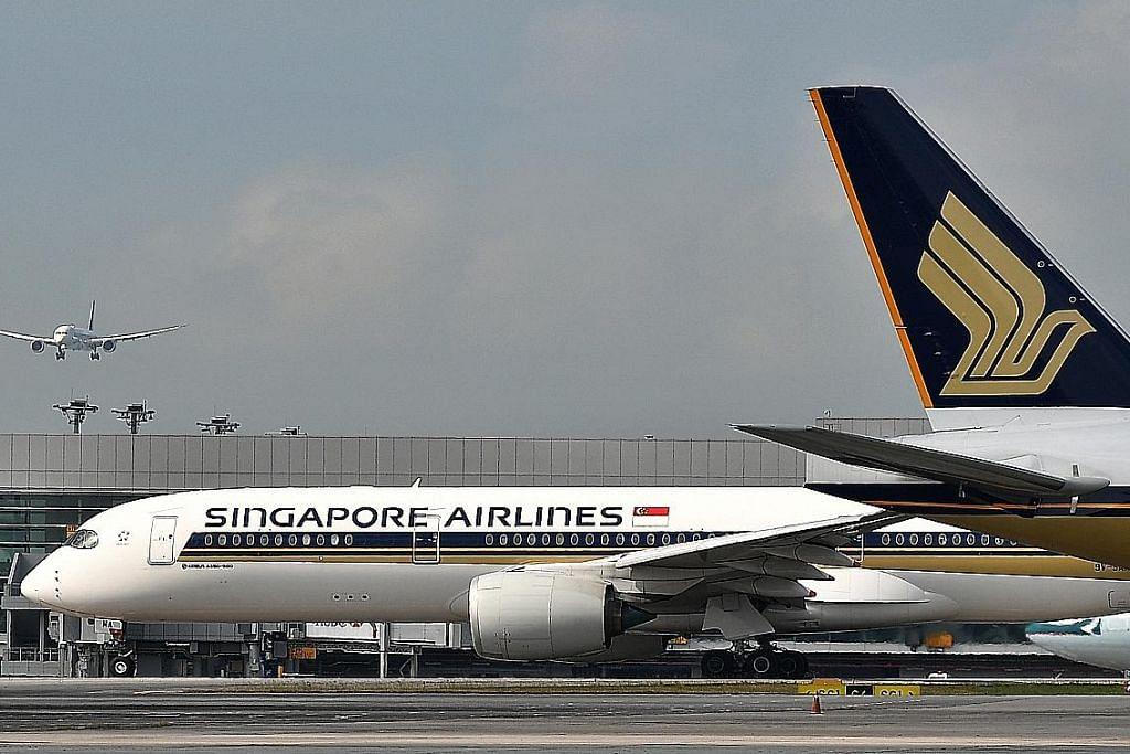 Jumlah penumpang dikendali Lapangan Terbang Changi naik 5.5% tahun lalu