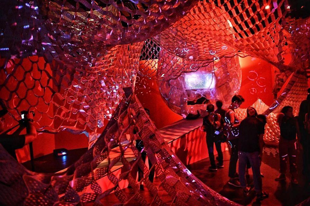 Minggu Seni Singapura 11 hingga 19 Jan 2020