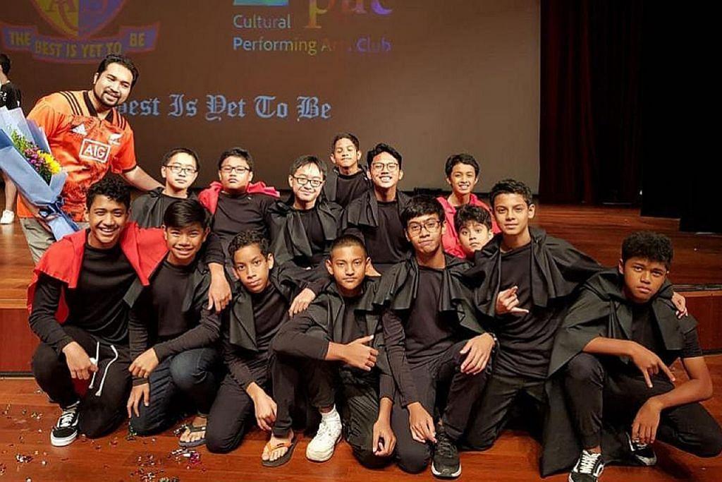 Pendidik guna teater sebagai umpan pupuk minat pelajar dalam Bahasa Melayu