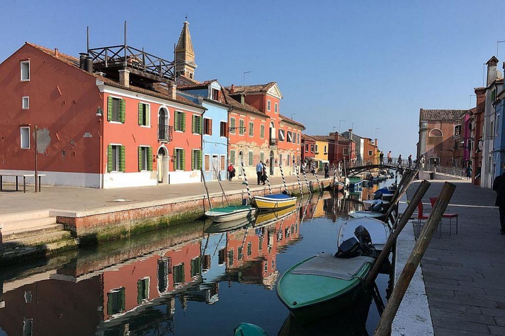 Rancangan kenakan cukai 10 euro bagi setiap pelancong ke Venice