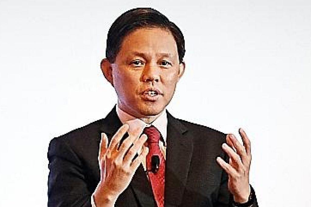 Chan: Beri isyarat positif kepada dunia mengenai kestabilan S'pura