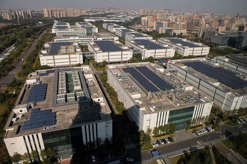 Huawei, 'juara' teknologi global yang timbulkan 'keraguan'