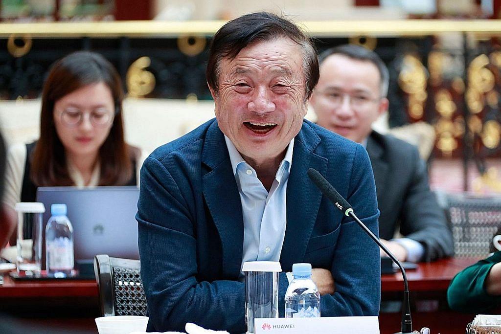 Ren Zhengfei guna strategi tentera jadikan Huawei gergasi telekomunikasi