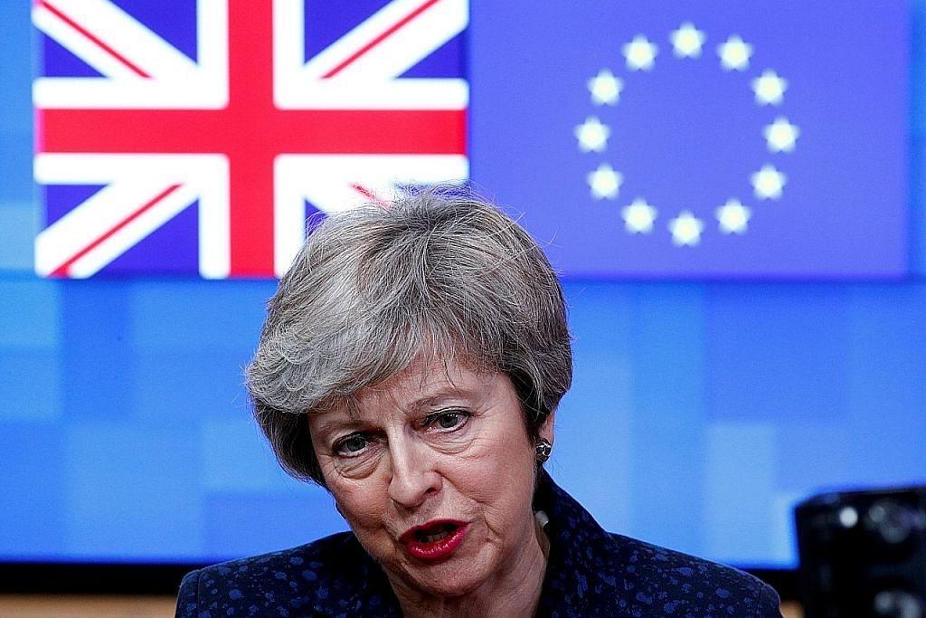 Menteri Kabinet Britain percaya May mahu berundur