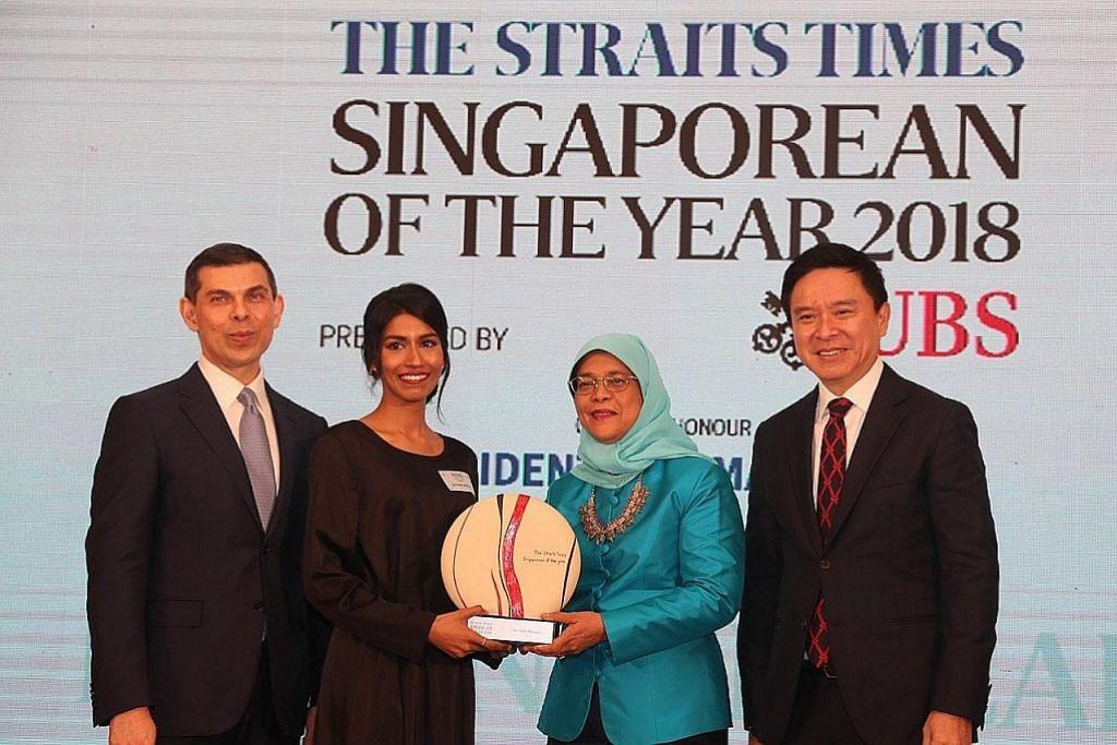 Pejuang silang agama tokoh The Straits Times
