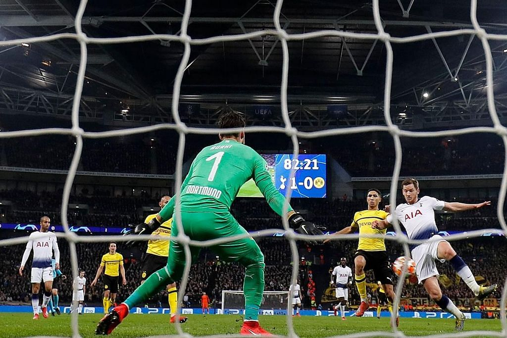 Spurs 'menakjubkan' di Wembley, Asensio penyelamat Real Madrid