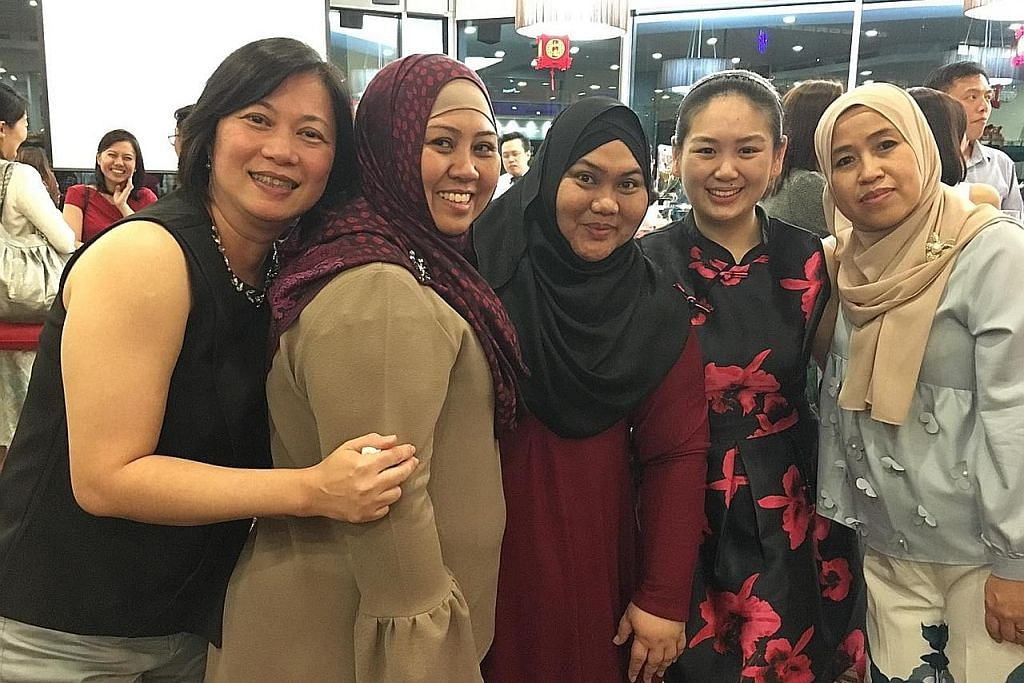 Lahir di China, jiwanya di Singapura