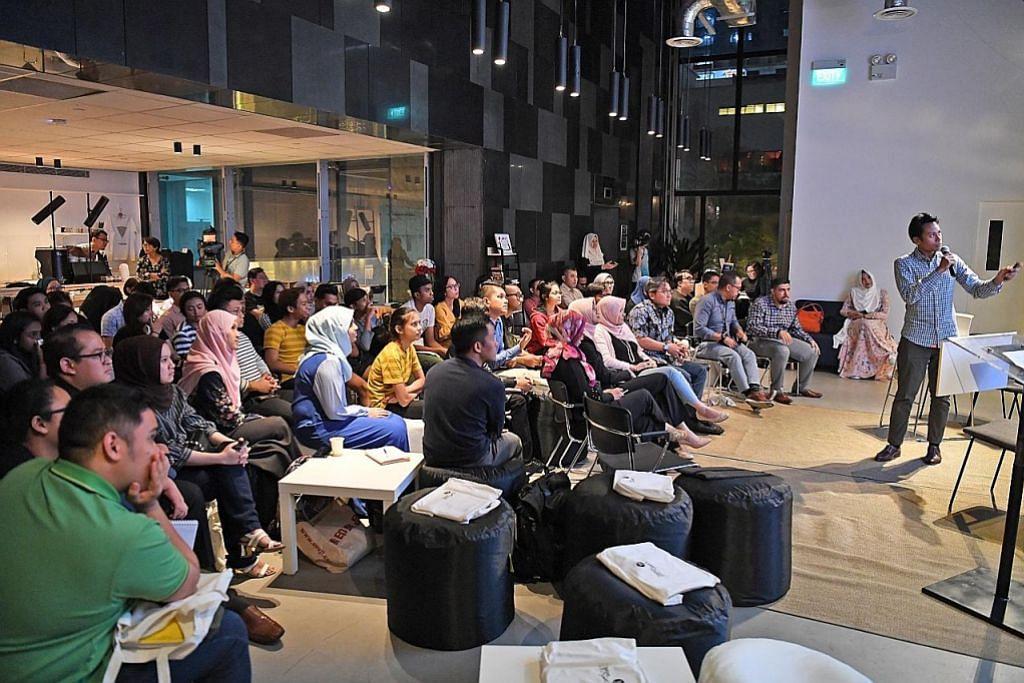 Siri seminar Mendaki perkasa belia bagi kerjaya, masa depan