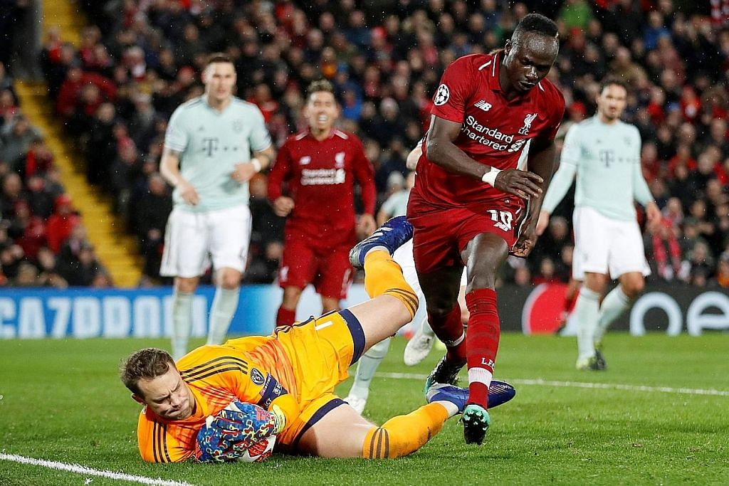 LIGA JUARA-JUARA Liverpool hadapi cabaran besar selepas hanya seri dengan Bayern di Anfield