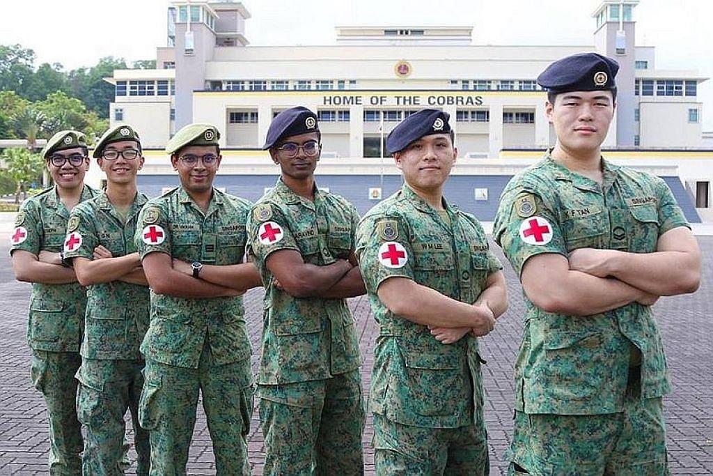 6 askar dipuji kerana bantu dalam nahas jalan raya